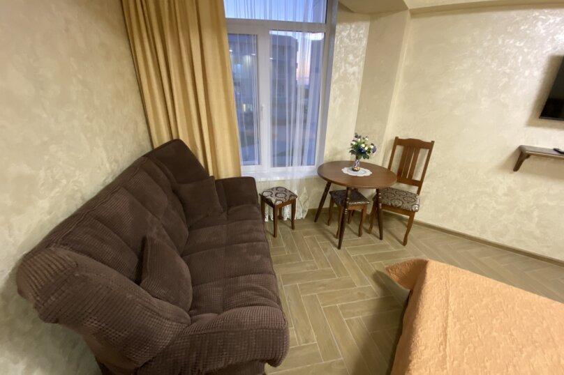 1-комн. квартира, 24 кв.м. на 4 человека, улица Челнокова, 19Ак3, Севастополь - Фотография 8