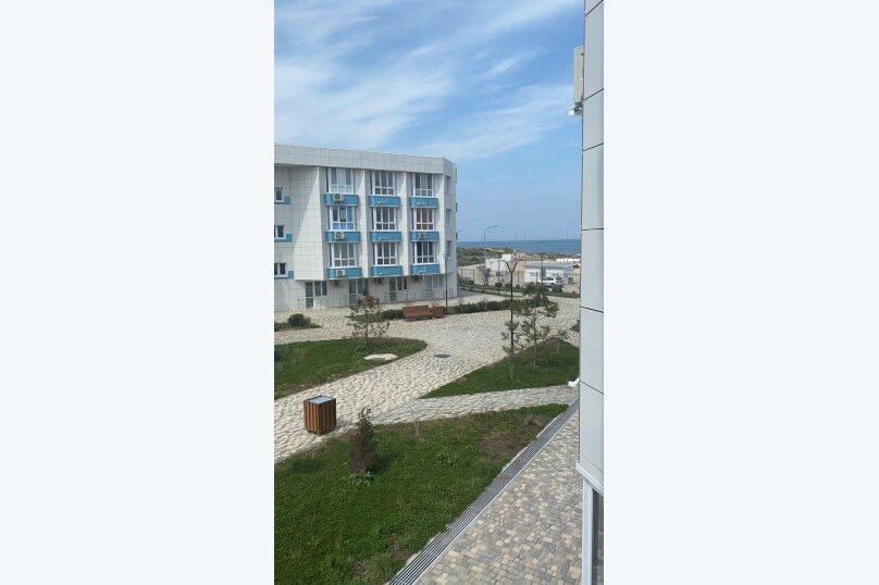1-комн. квартира, 24 кв.м. на 4 человека, улица Челнокова, 19Ак3, Севастополь - Фотография 15
