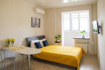 1-комн. квартира, 24 кв.м. на 3 человека, улица Черняховского, 19, Новороссийск - Фотография 1