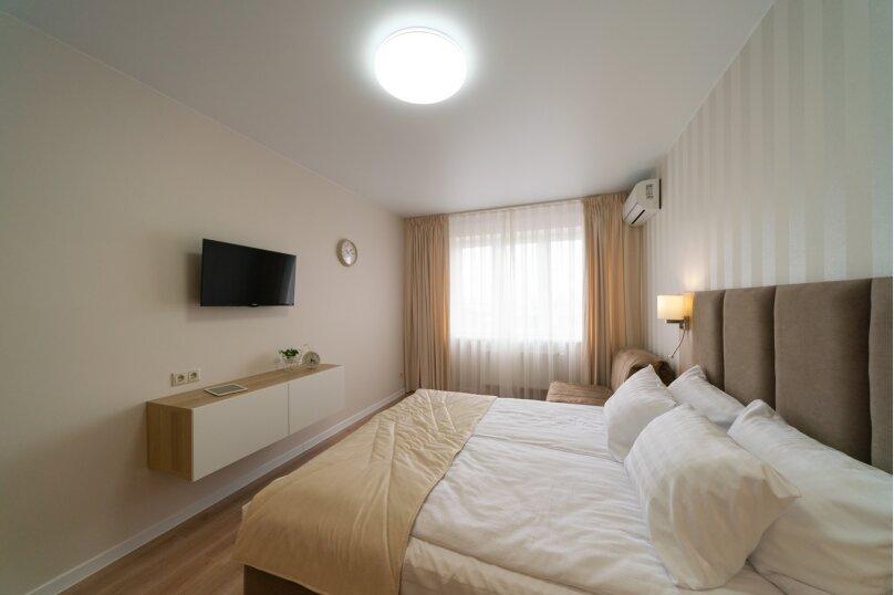 1-комн. квартира, 25 кв.м. на 3 человека, Конгрессная улица, 15, Краснодар - Фотография 3