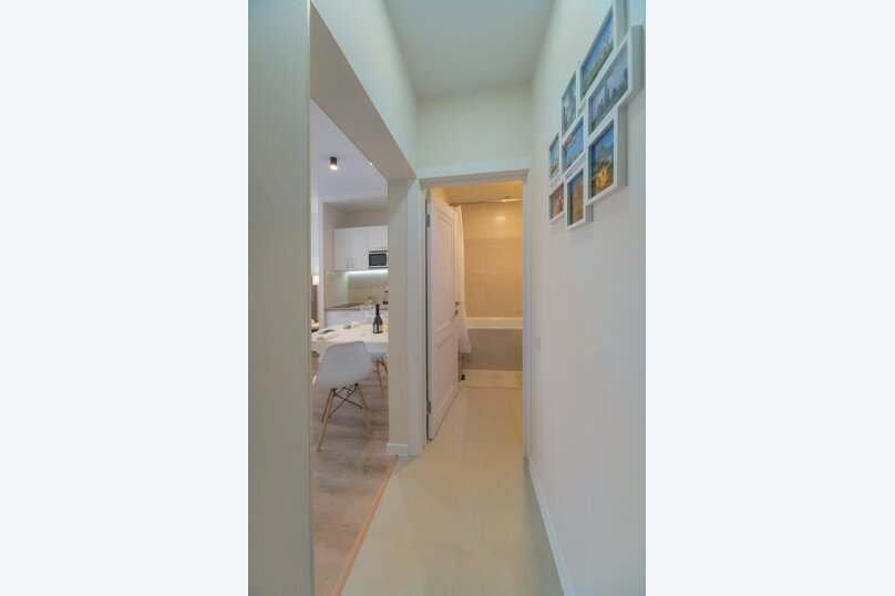 1-комн. квартира, 25 кв.м. на 3 человека, Конгрессная улица, 15, Краснодар - Фотография 14