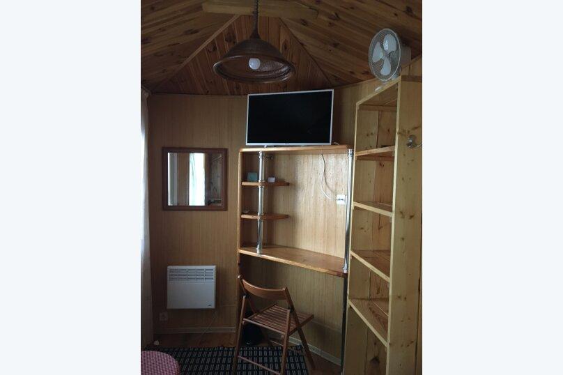Квартира на 2-х в частном секторе, недалеко от пляжа., 16 кв.м. на 2 человека, 1 спальня, улица Ленина, 48, Алупка - Фотография 15