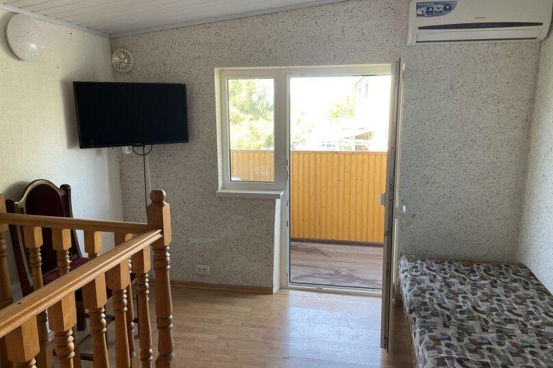 Двухэтажный домик (полулюкс), Октябрьская улица, 3, Заозерное - Фотография 5