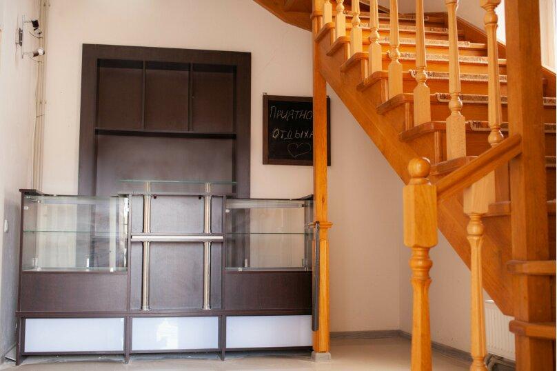 """Гостевой дом """"Отель Шато-Аллион"""", Прибрежный проезд, 32 на 11 комнат - Фотография 9"""