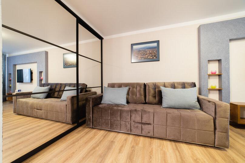 1-комн. квартира, 45 кв.м. на 4 человека, 2-я Прокатная улица, 22А, Саратов - Фотография 8