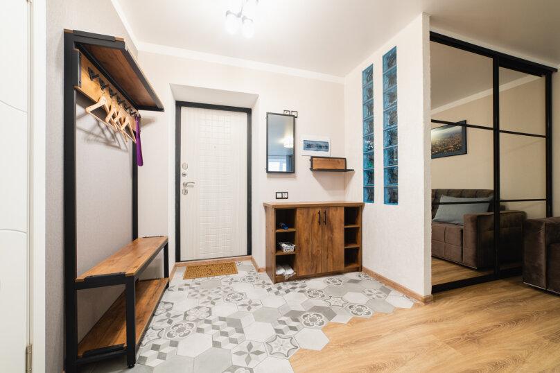 1-комн. квартира, 45 кв.м. на 4 человека, 2-я Прокатная улица, 22А, Саратов - Фотография 10