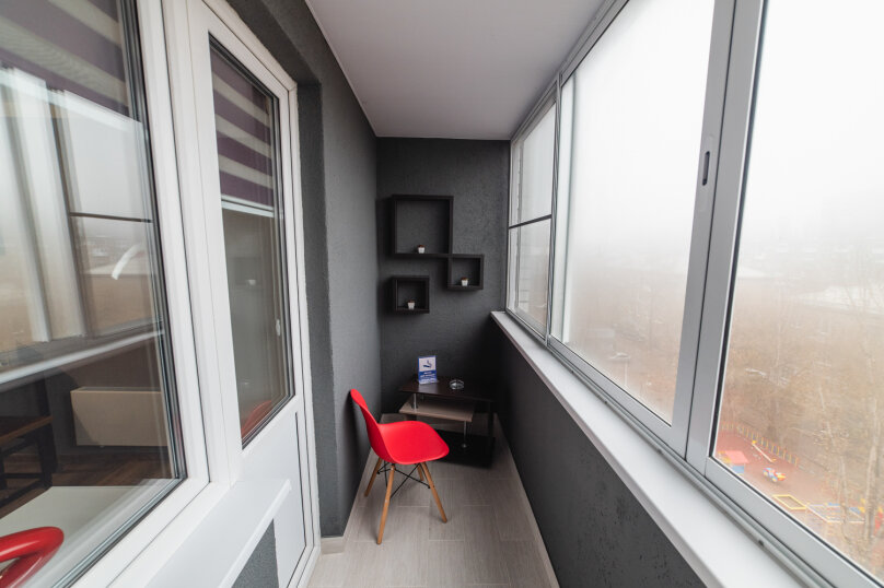 1-комн. квартира, 45 кв.м. на 4 человека, 2-я Прокатная улица, 22А, Саратов - Фотография 24