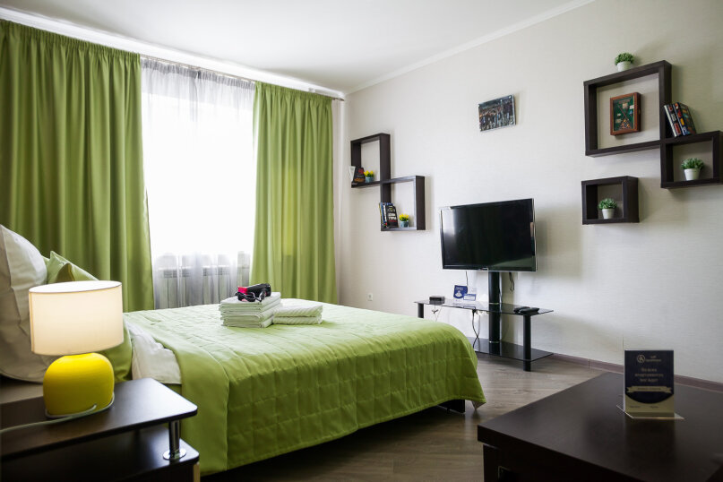 1-комн. квартира, 45 кв.м. на 4 человека, Ламповая, 7, Саратов - Фотография 6