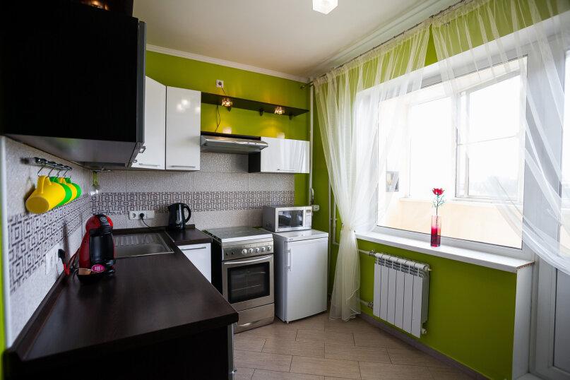 1-комн. квартира, 45 кв.м. на 4 человека, Ламповая, 7, Саратов - Фотография 9