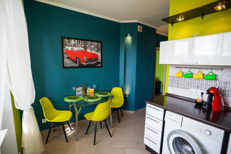 1-комн. квартира, 45 кв.м. на 4 человека, Ламповая, 7, Саратов - Фотография 10