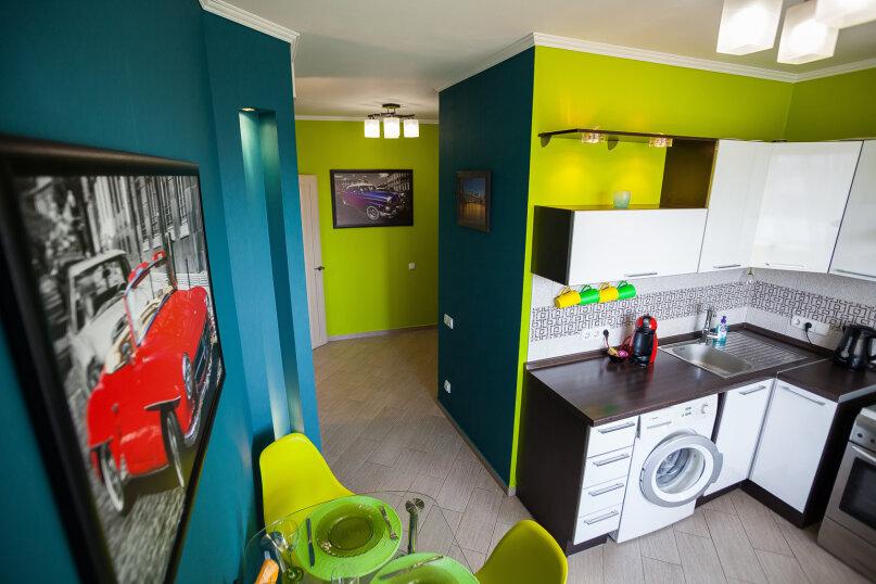 1-комн. квартира, 45 кв.м. на 4 человека, Ламповая, 7, Саратов - Фотография 11