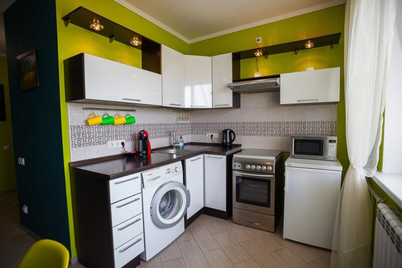 1-комн. квартира, 45 кв.м. на 4 человека, Ламповая, 7, Саратов - Фотография 13