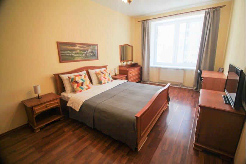 1-комн. квартира, 40 кв.м. на 4 человека, Капитанская улица, 4, Санкт-Петербург - Фотография 1