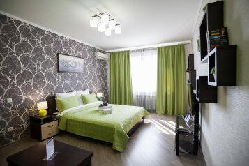 1-комн. квартира, 45 кв.м. на 4 человека, Ламповая, 7, Саратов - Фотография 1