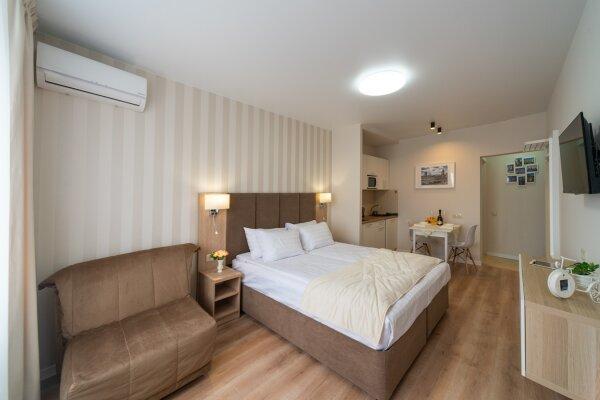 1-комн. квартира, 25 кв.м. на 3 человека, Конгрессная улица, 15, Краснодар - Фотография 1