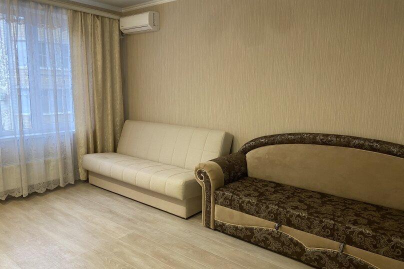 1-комн. квартира, 39 кв.м. на 4 человека, улица Лермонтова, 116, Анапа - Фотография 3