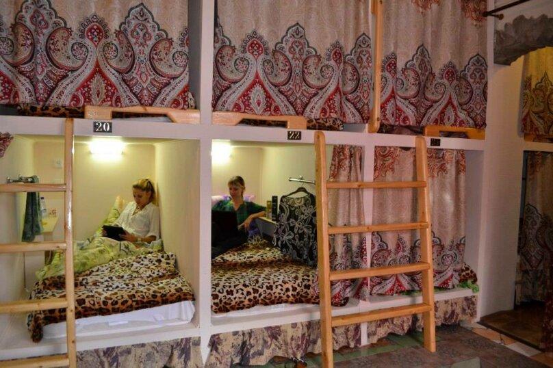 Место в женском общем номер, улица Бородина, 6А, Симферополь - Фотография 1