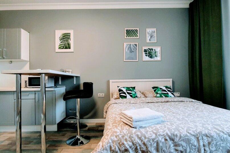 1-комн. квартира, 30 кв.м. на 4 человека, Тюменский тракт, 4, Сургут - Фотография 1