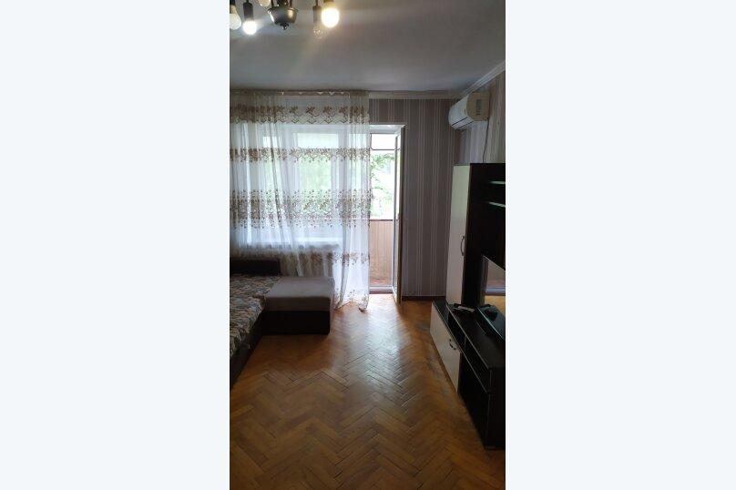 2-комн. квартира, 45 кв.м. на 5 человек, Астраханская улица, 3, Анапа - Фотография 12