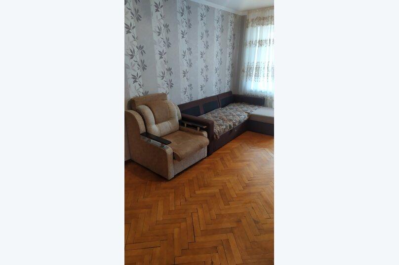 2-комн. квартира, 45 кв.м. на 5 человек, Астраханская улица, 3, Анапа - Фотография 13