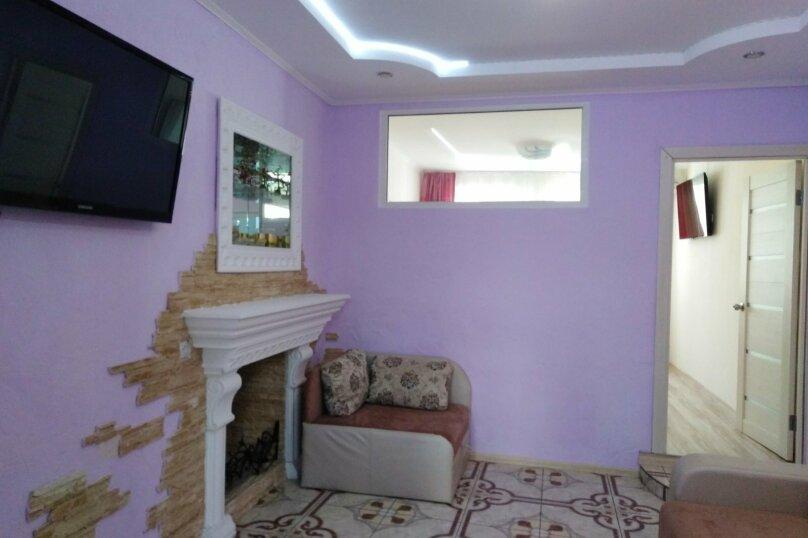 2-комн. квартира, 40 кв.м. на 5 человек, улица Караева, 8, Евпатория - Фотография 11
