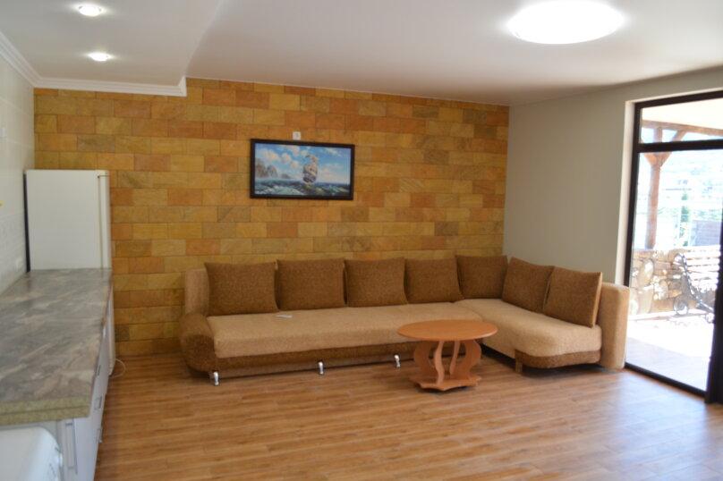 Дом, 186 кв.м. на 9 человек, 4 спальни, Молодёжная , 12А, село Веселое - Фотография 27