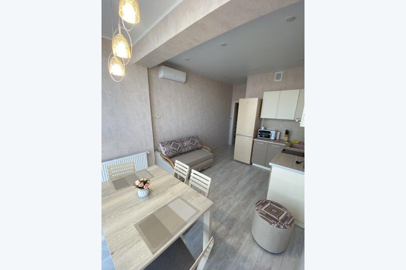 1-комн. квартира, 44 кв.м. на 5 человек, Парковая улица, 12, Севастополь - Фотография 10