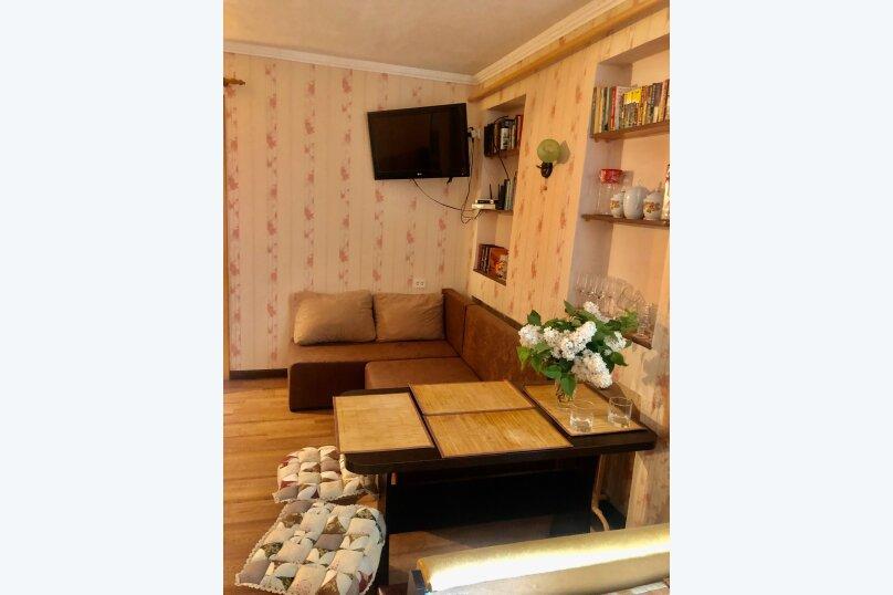 3-комн. квартира, 50 кв.м. на 6 человек, улица Ленина, 13, Штормовое - Фотография 10