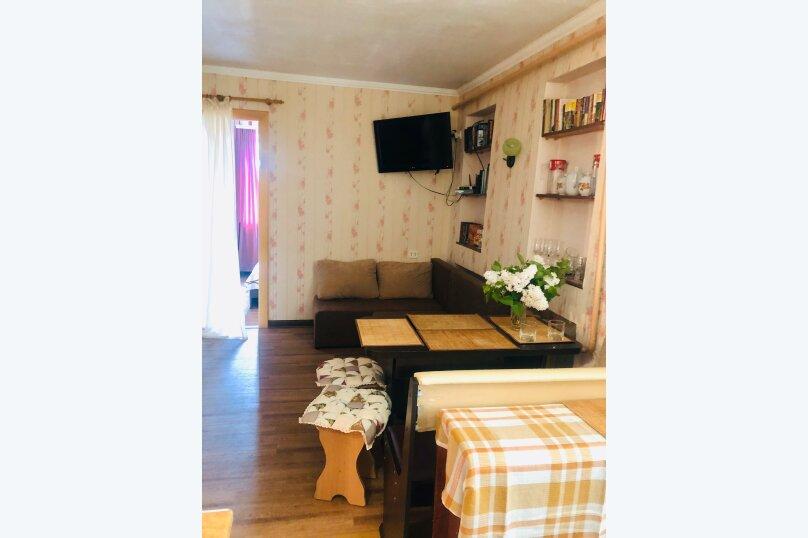 3-комн. квартира, 50 кв.м. на 6 человек, улица Ленина, 13, Штормовое - Фотография 15