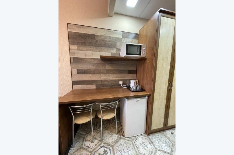 1-комнатный 4-местный улучшенный с балконом, Прибрежная, 45, Николаевка, Крым - Фотография 5