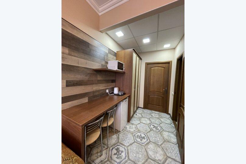 1-комнатный 4-местный улучшенный с балконом, Прибрежная, 45, Николаевка, Крым - Фотография 6