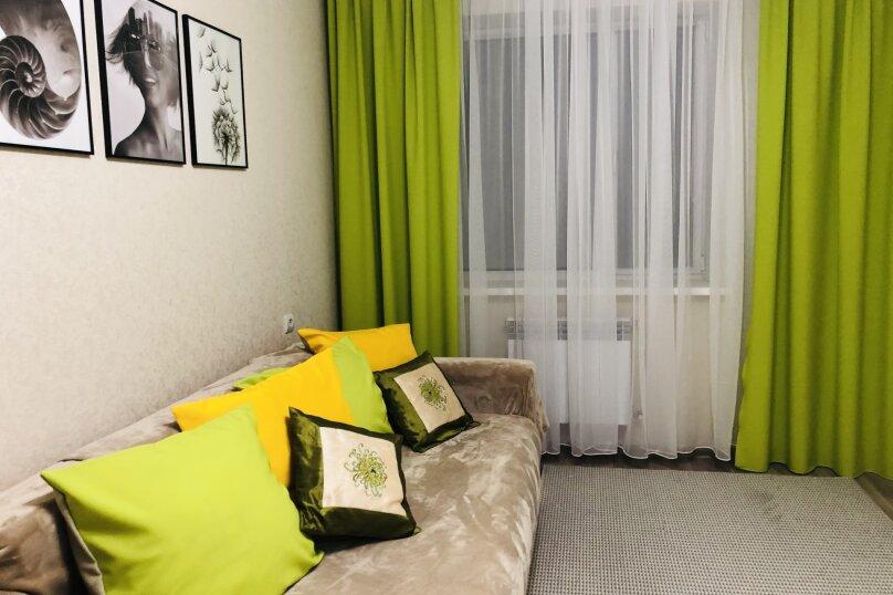 1-комн. квартира, 36 кв.м. на 2 человека, улица Рогожникова, 9, Ставрополь - Фотография 1