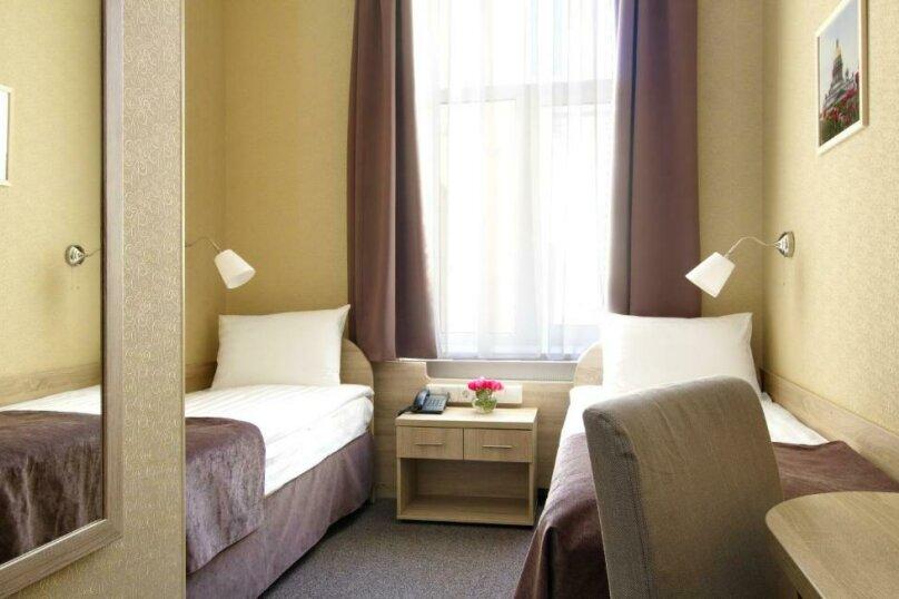 Стандартная комната с двумя кроватями, Большая Конюшенная улица, 10, Санкт-Петербург - Фотография 5