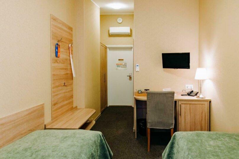 Стандартная комната с двумя кроватями, Большая Конюшенная улица, 10, Санкт-Петербург - Фотография 6