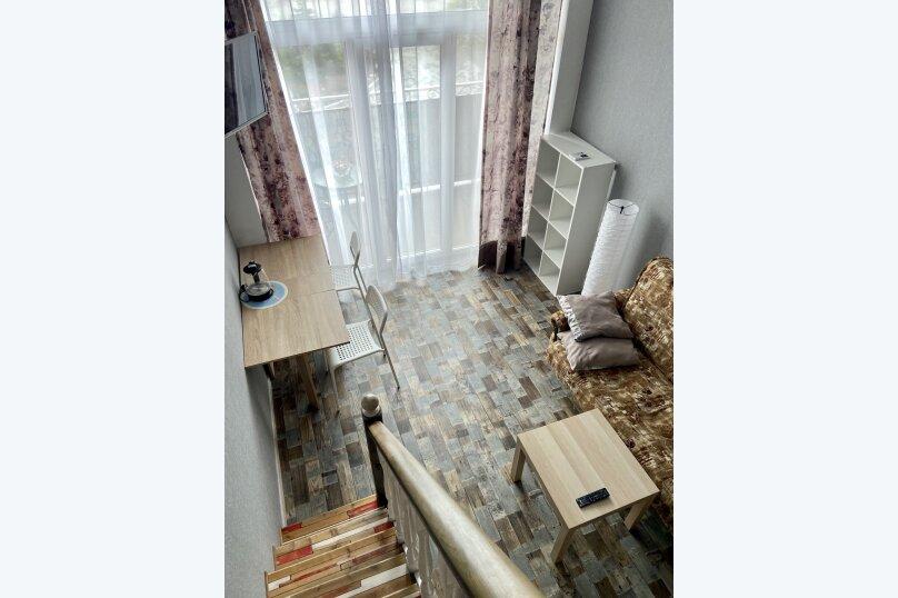 1-комн. квартира, 32 кв.м. на 4 человека, улица Пляж Омега, 8, Севастополь - Фотография 5