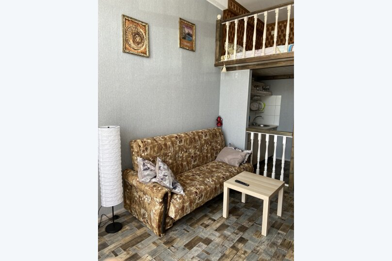 1-комн. квартира, 32 кв.м. на 4 человека, улица Пляж Омега, 8, Севастополь - Фотография 9