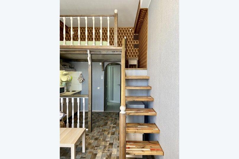 1-комн. квартира, 32 кв.м. на 4 человека, улица Пляж Омега, 8, Севастополь - Фотография 11