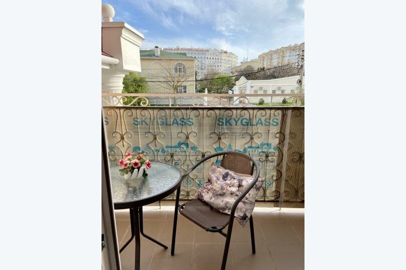 1-комн. квартира, 32 кв.м. на 4 человека, улица Пляж Омега, 8, Севастополь - Фотография 22