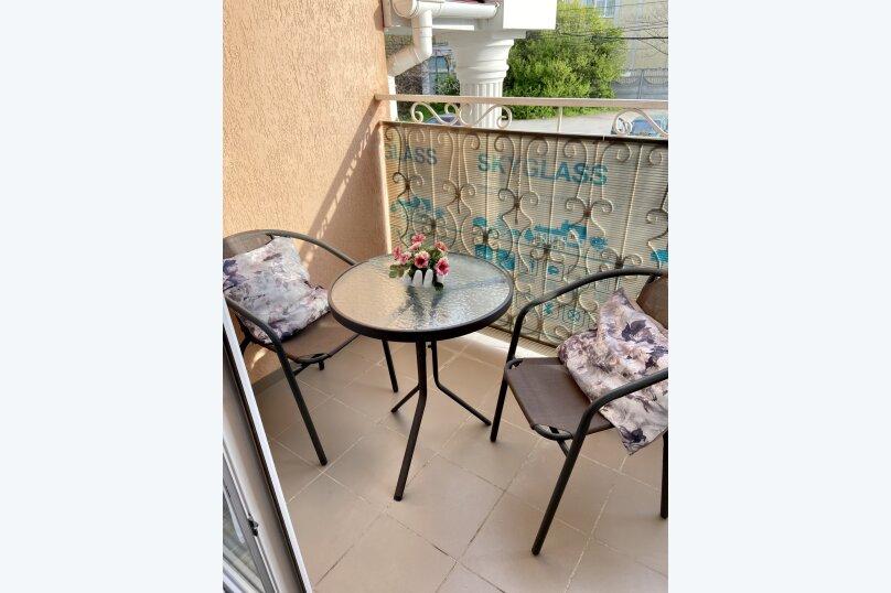 1-комн. квартира, 32 кв.м. на 4 человека, улица Пляж Омега, 8, Севастополь - Фотография 23