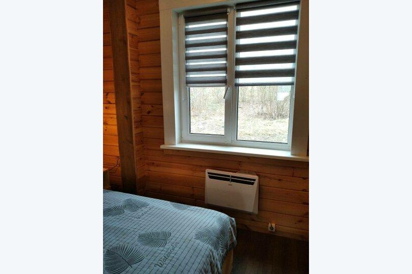Дом на берегу озера Маслозеро, 100 кв.м. на 8 человек, 2 спальни, д. Маслозеро, Озёрная улица, 10А, Медвежьегорск - Фотография 16