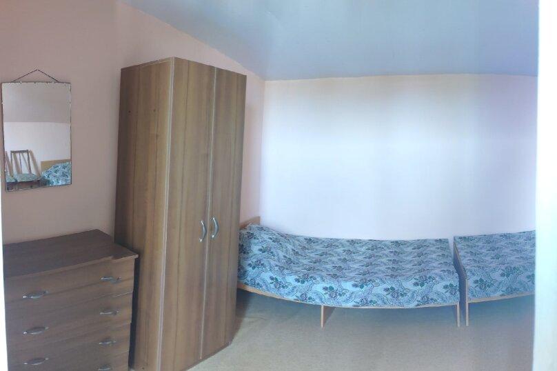 Трёхместная комната на 2 этаже (2) эконом-класса, улица Олега Кошевого, 19, Заозерное - Фотография 2
