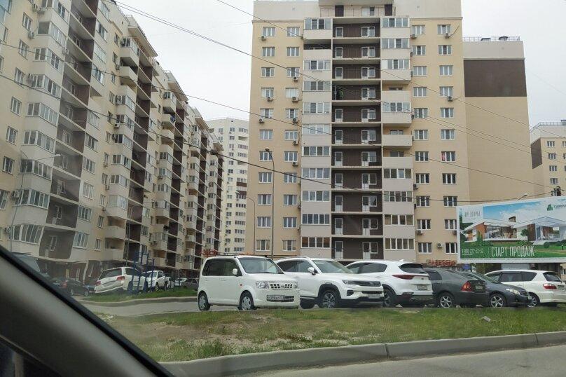 1-комн. квартира, 42 кв.м. на 4 человека, Объездная улица, 39, Анапа - Фотография 11