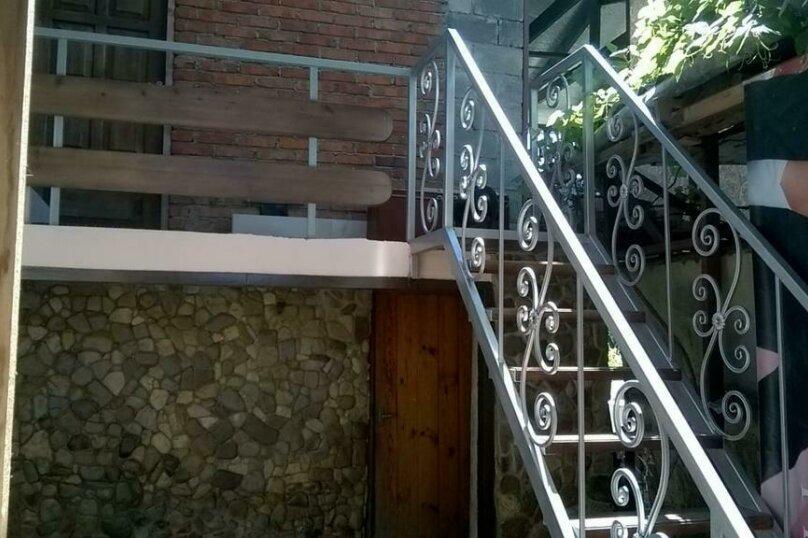 номер для двоих, Азовский переулок, 2, Голубицкая - Фотография 3