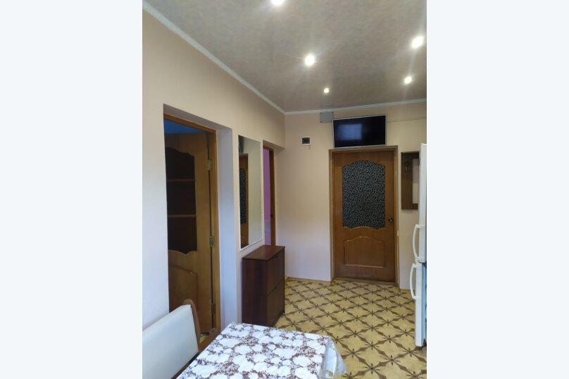 Дом в Профессорском уголке, 50 кв.м. на 7 человек, 2 спальни, пер. Комсомольский, 3, Алушта - Фотография 10