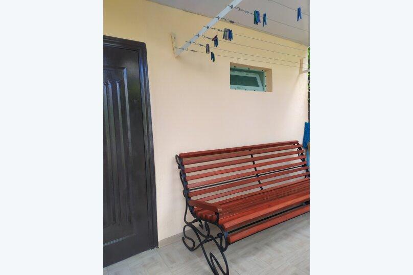 Дом в Профессорском уголке, 50 кв.м. на 7 человек, 2 спальни, пер. Комсомольский, 3, Алушта - Фотография 27
