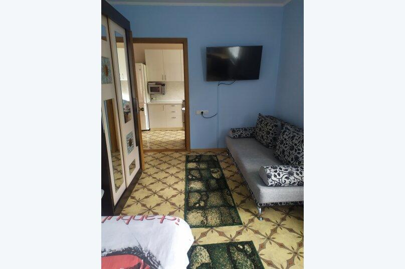 Дом в Профессорском уголке, 50 кв.м. на 7 человек, 2 спальни, пер. Комсомольский, 3, Алушта - Фотография 34