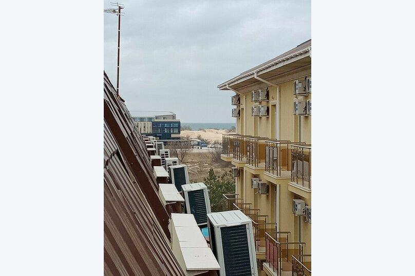 3-х местный с видом на море, Славная улица, 18, Витязево - Фотография 12