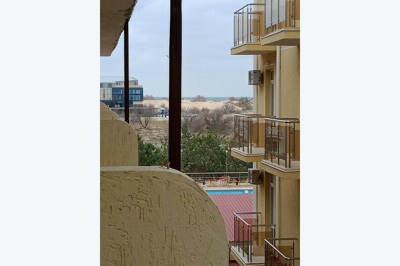 3-х местный с видом на море, Славная улица, 18, Витязево - Фотография 14