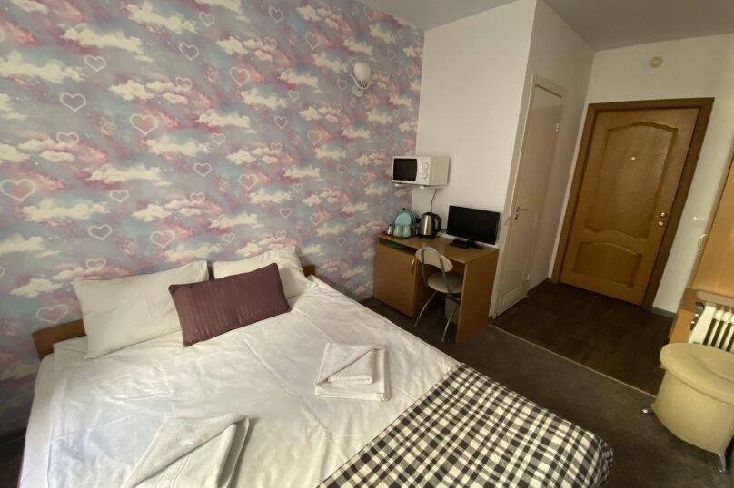 Двухместный с 1 двуспальной кроватью, Пушкинская улица, 15, Санкт-Петербург - Фотография 3