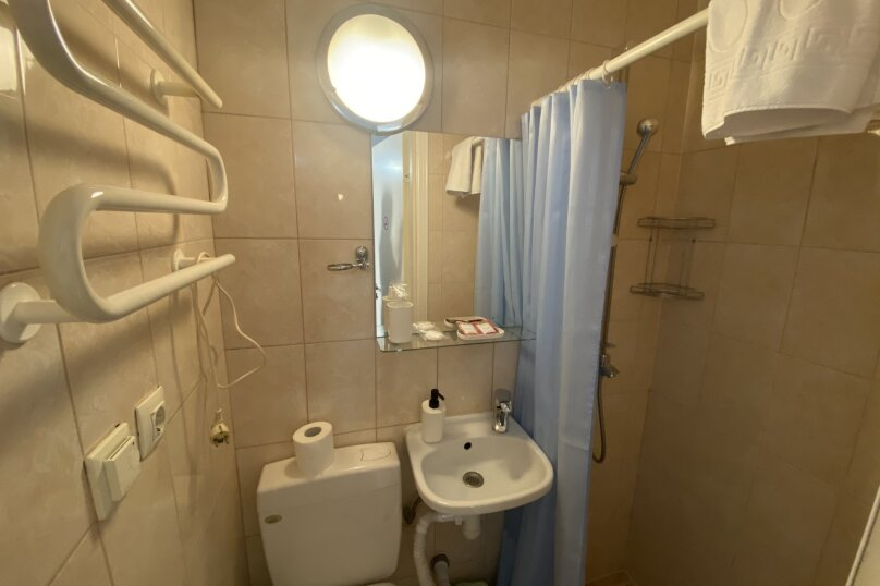 Двухместный с 1 двуспальной кроватью, Пушкинская улица, 15, Санкт-Петербург - Фотография 16